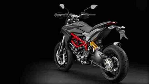 Nova Ducati Hypermotard 2019