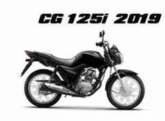 Nova CG 125i FAN 2019
