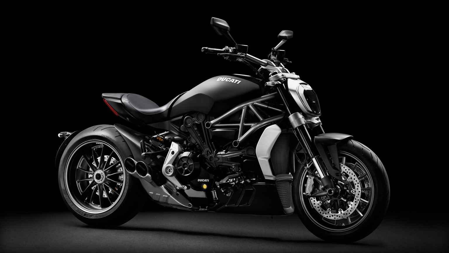 Nova Ducati XDiavel 2019