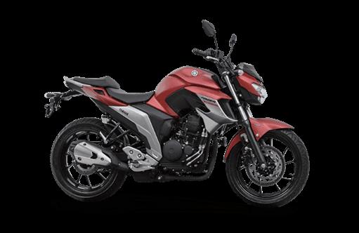 Nova Yamaha Fazer 250 2019