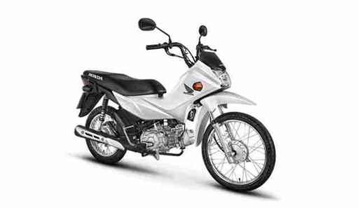 Nova Honda Pop 110i 2019