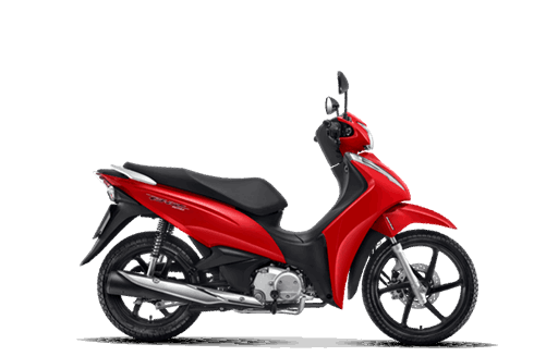 Nova Honda Biz 125 2019