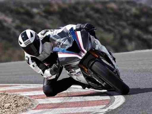 Nova BMW HP4 Race 2018