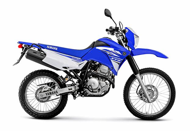 Nova Yamaha Lander 2019