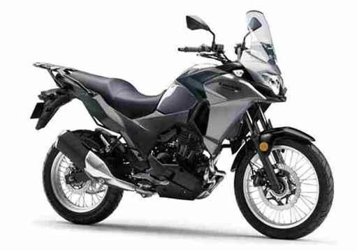 Nova Kawasaki Versys-X 300 2018