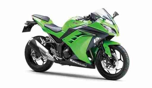 Nova Kawasaki Ninja 300 2018