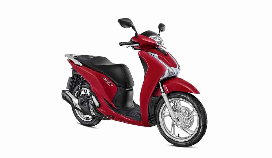 Nova Honda SH 150i
