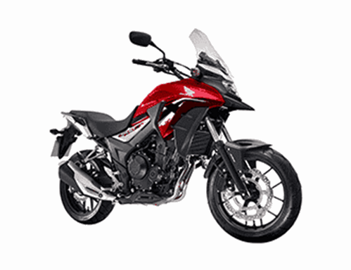 Nova Honda CB 500X 2018