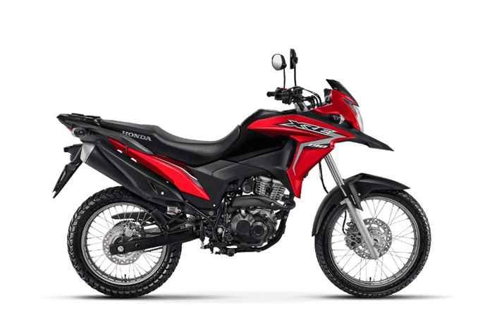Nova Honda XRE 190 2019