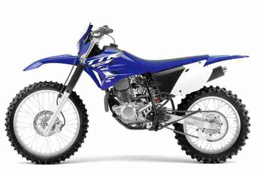 Nova Yamaha TT-R 230 2018