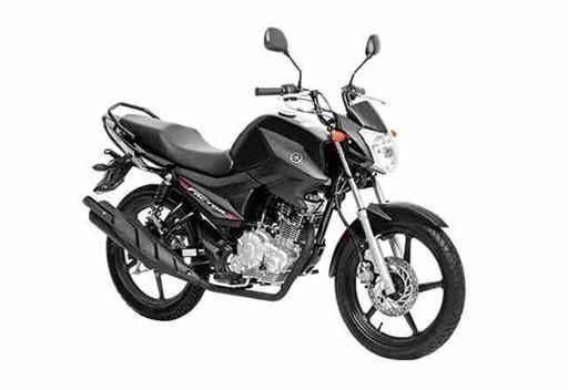 Nova Honda Factor 125 2019