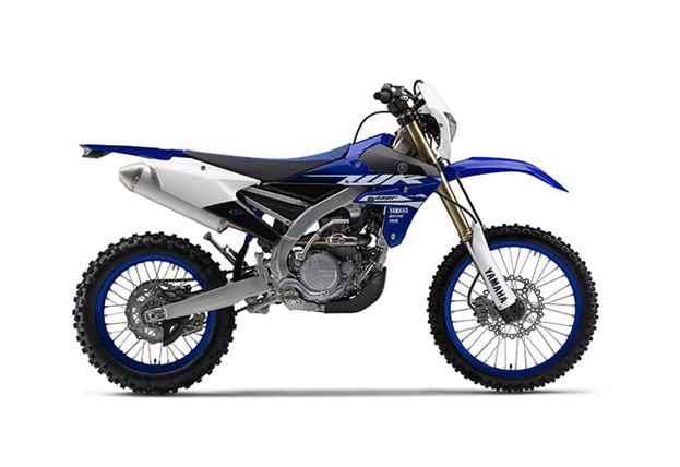 Nova Yamaha WR 450 F 2018