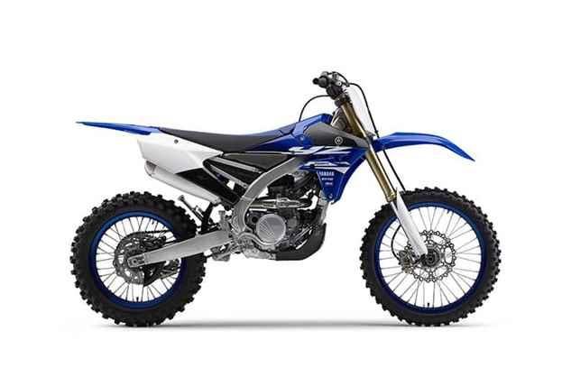 Nova Yamaha YZ 250 2018