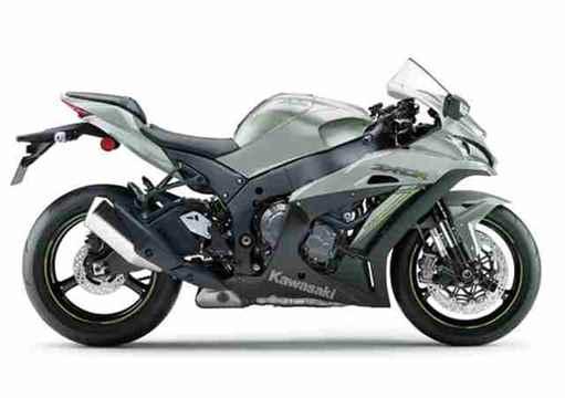 Nova Kawasaki Ninja XZ-10R 2019