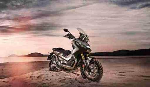 Nova Honda X-ADV 2019