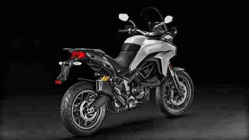 Nova Ducati Multistrada 950 2019