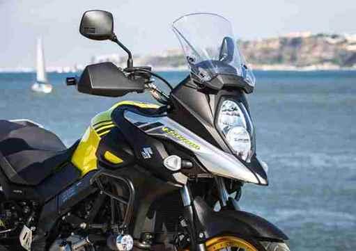 Nova Suzuki V-Strom 650 XT 2019