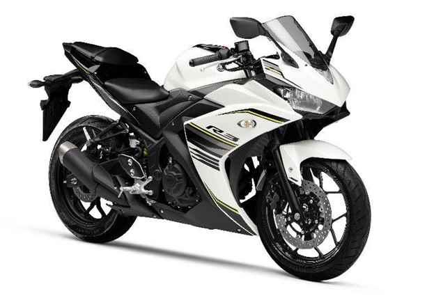 Nova Yamaha YZF-R3 2018