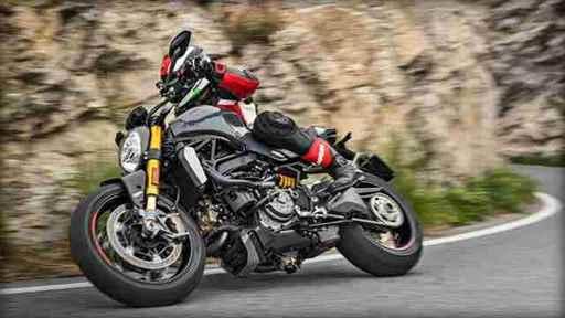 Nova Ducati Monster 1200 S 2019