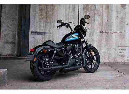 Nova Harley-Davidson Iron 1200 2019