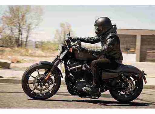 Nova Harley Davidson Iron 883 2019