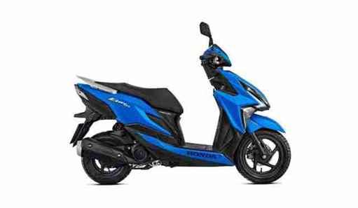 Nova Honda Elite 2019