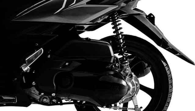 Nova Yamaha Neo 125 2019