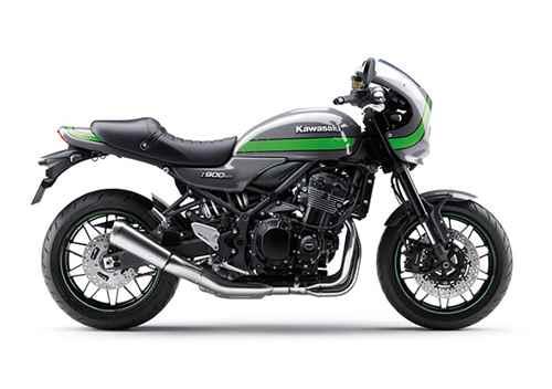 Nova Kawasaki lado direito