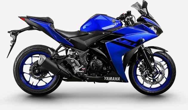 Principal Nova Yamaha R3 2019
