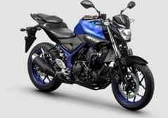 Nova Yamaha MT-03 2020
