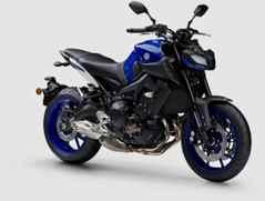 Nova Yamaha MT-09 2020