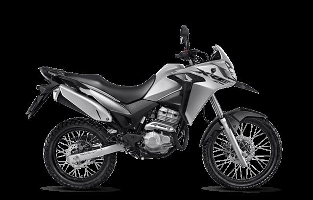XRE 300 2020