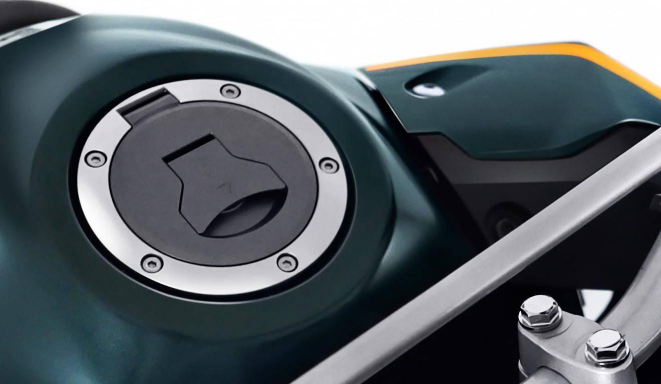 Imagem do Tanque da Nova XRE 300 2020