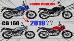 Nova CG 2019: A moto mais vendida do Brasil