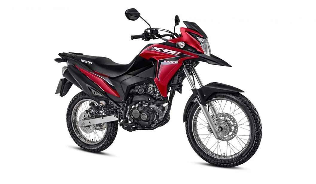 Imagem em destaque da Honda XRE 190 2020