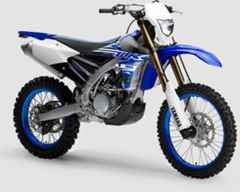 Nova Yamaha WR 250F 2019