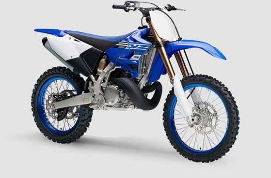 direito da Nova Yamaha YZ 250 2019
