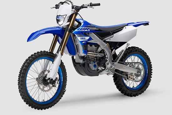 LADO DA Nova Yamaha WR 450F 2019