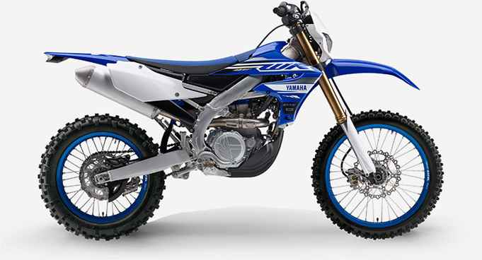 Nova Yamaha WR 450F