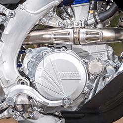 Motor da Yamaha WR 450F 2019
