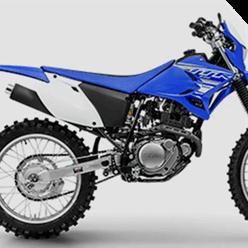 chassi da Yamaha TT-R 230 2019