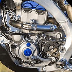 Embreagem da Nova Yamaha WR 250F