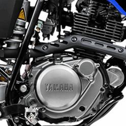 Motor da Yamaha TT-R 230 2019