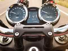 Painel da Nova Kawasaki Z900 RS 2019