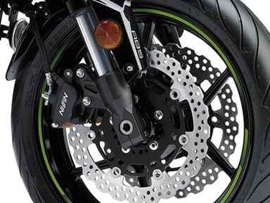 Suspensão da Kawasaki Versys 650 2019