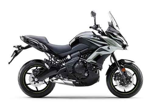 Nova Kawasaki Versys 650 2019