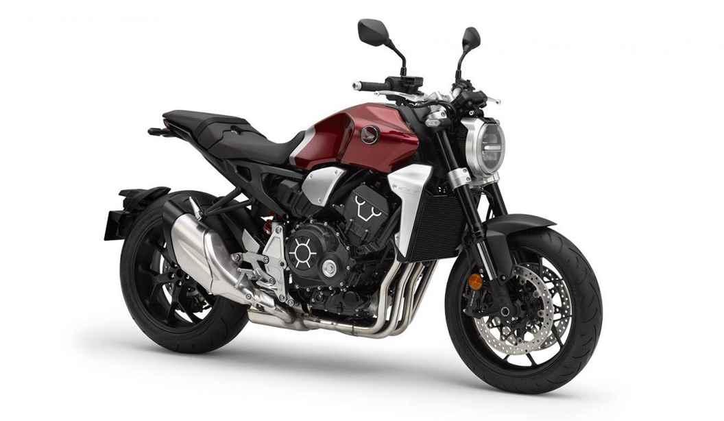 Principal Nova Honda CB 1000R 2020