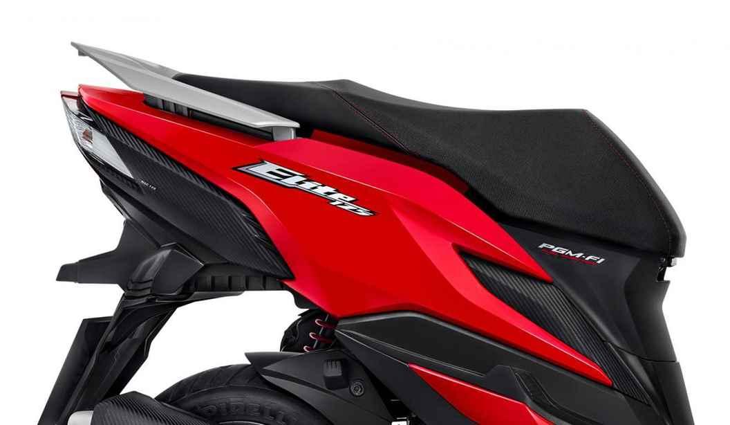 Nova Honda Elite 125 2020