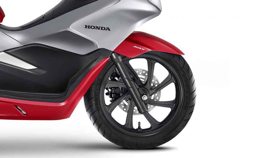 abs da inclivel da Honda PCX 2021