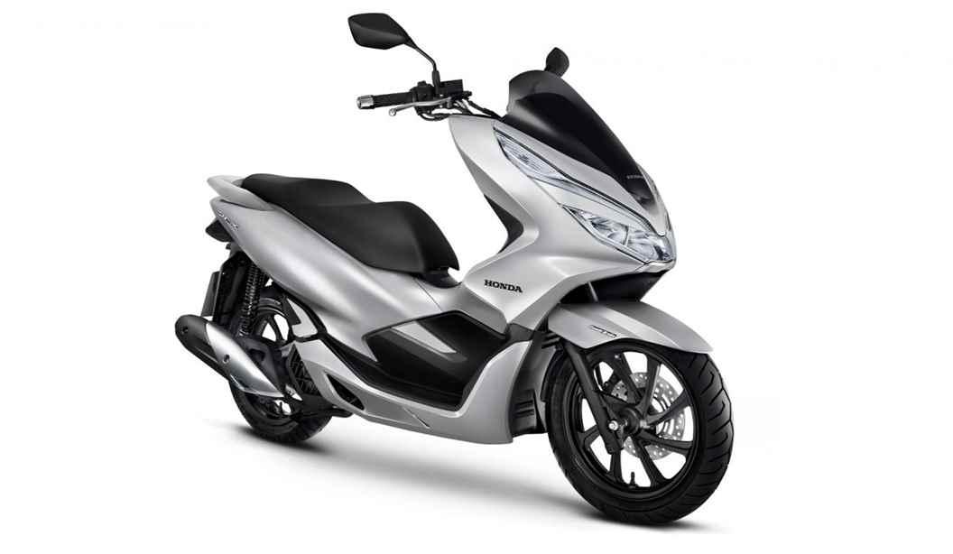 Branca Nova Honda PCX 2020